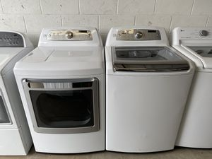 Kenmore Washer And GAS Dryer for Sale in Winter Park, FL
