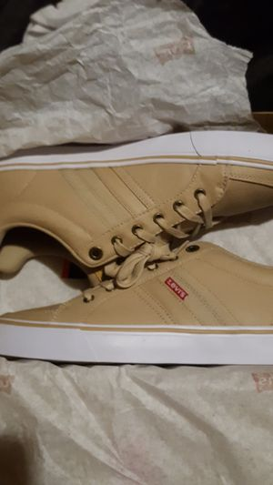 levis shoes size 9.5 for Sale in Tampa, FL