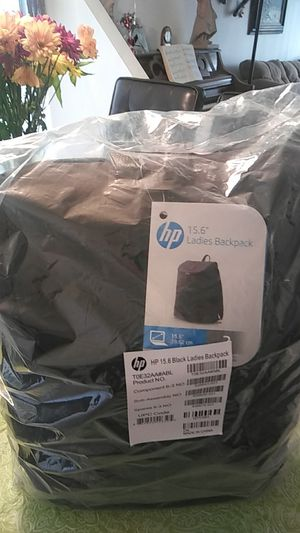 HP laptop backpack brand new for Sale in Fort Lauderdale, FL