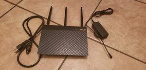 ASUS dual band router for Sale in Tempe, AZ