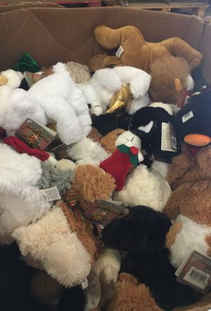 Brand new plush / stuffed animal toys for Sale in Dallas, TX