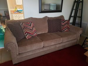 2 Sofas, Kitchen table and Desk with Chair for Sale in NEW PRT RCHY, FL