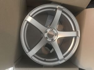 4 Enkei Kojin offset rims for Sale in Atlanta, GA