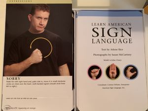 Learn American Sign Language—it's a great skill! for Sale in Atlantic Beach, NY