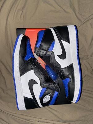 *SHOES* JORDAN 1 ROYAL TOES SIZE 10.5 (increasing daily) for Sale in Spring, TX