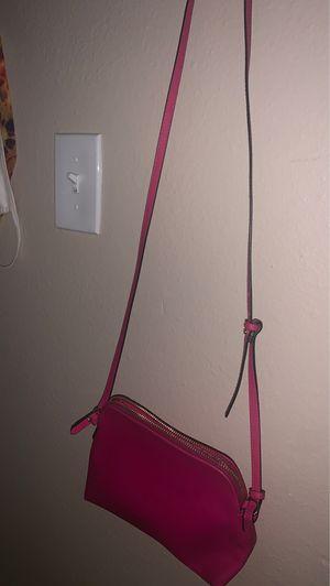 Hot pink Victoria's Secret off the shoulder bag for Sale in Northglenn, CO