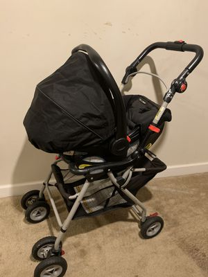 Graco Car Seat and Stroller for Sale in Gaithersburg, MD