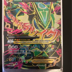 Pokémon Mega Rayquaza EX for Sale in Troutdale,  OR