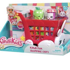 New Shopkins Kindi Kids Fun Shopping Cart for Sale in Palmdale, CA