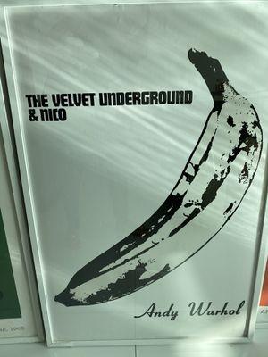 Andy Warhol Art - Banana - Underground for Sale in Miami, FL