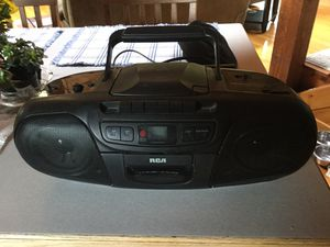 RCA boombox for Sale in Buffalo, NY