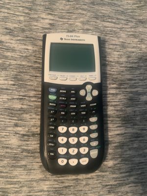 Ti 84 plus graphing calculator for Sale in Bridgewater Township, NJ