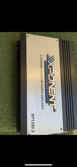 Amp xponen for Sale in San Jose, CA