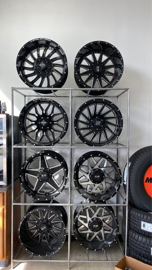 Brand New off-road rims for Sale in Arlington, TX