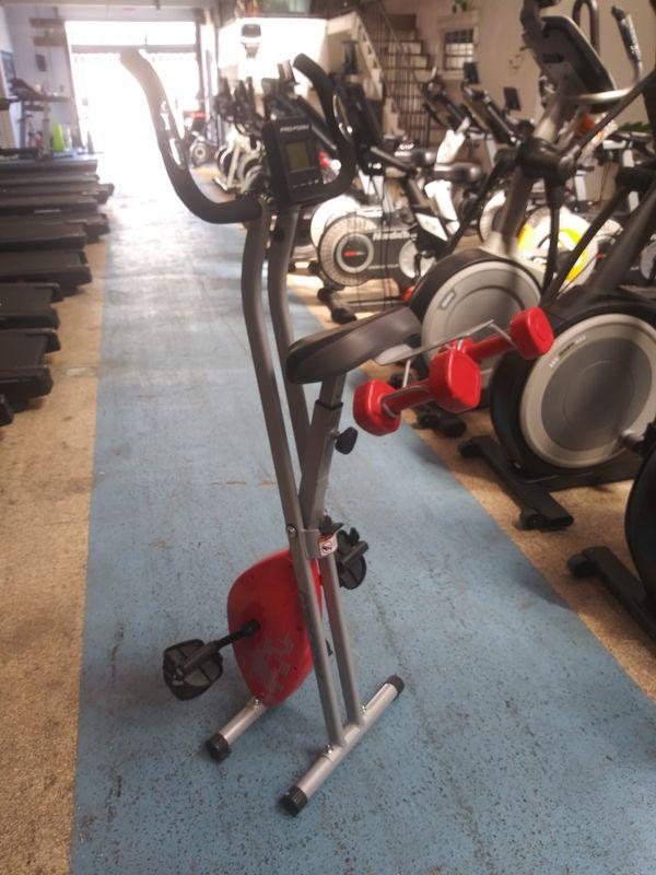Small Foldable Exercise Bike