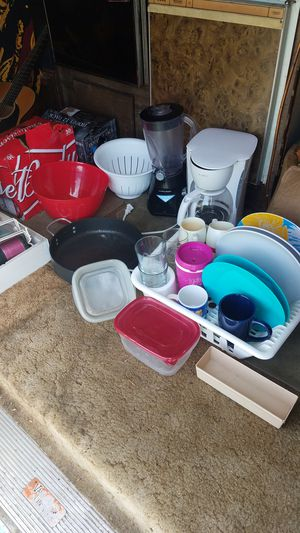 Pot/pan/dishes for sale cheap for Sale in San Diego, CA