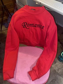 Red - Croptop Sweater for Sale in Florissant,  MO