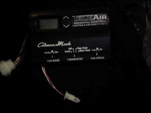 Two stage thermostat True Air Colman-Mach for Sale in RDG MNR EST, FL