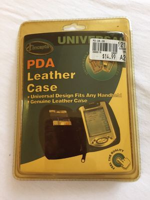 Leather case for PDA for Sale in Lexington, MA