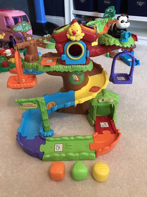 Vtech Go Go Animals Treehouse. for Sale in Wake Forest, NC