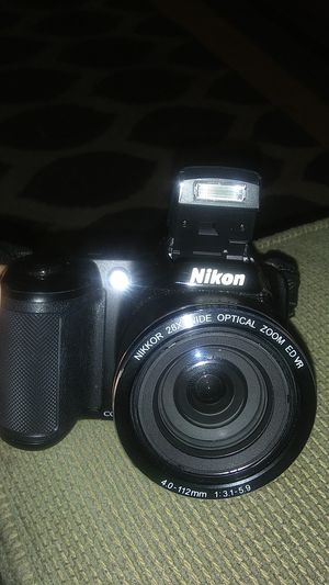 Nikon coolpix 28x optical zoom coolpix L340 for Sale in Upland, CA