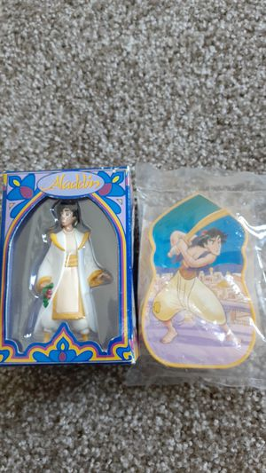 Aladdin Collectibles for Sale in Keizer, OR