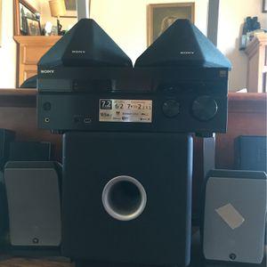 Sony -focal - Martinlogan... Surround Sound Speaker for Sale in San Diego, CA