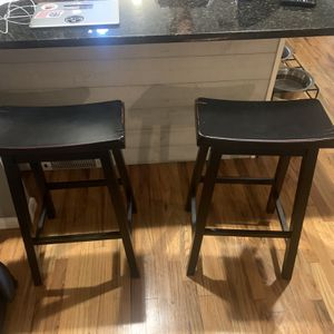 """Saddle Style Stools """"29 for Sale in Bridgewater, MA"""