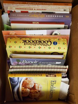 Cook books for Sale in Harbor City, CA
