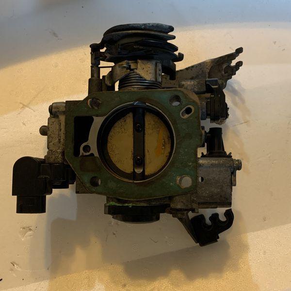 05-06 Acura Rsx Type S Throttle Body