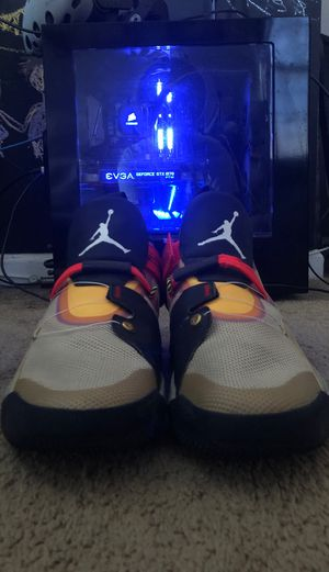Nike Air Jordan's xxxiii size 10.5 for Sale in Levittown, PA