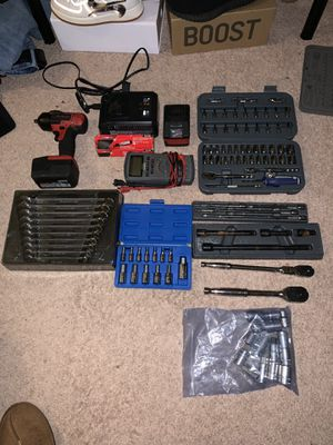 SnapOn/ BluePoint tools for Sale in Fairlawn, VA
