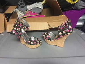 Wedge Heels Sz:6 1/2 for Sale in Nashville, TN