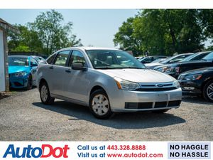 2008 Ford Focus for Sale in Sykesville, MD
