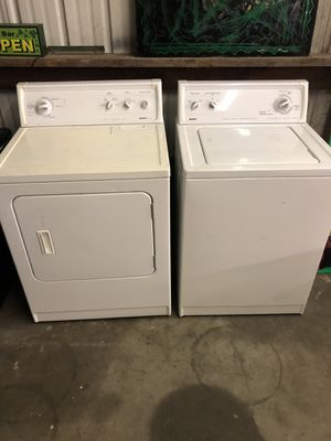 Washer and dryer Kenmore for Sale in Tumwater, WA