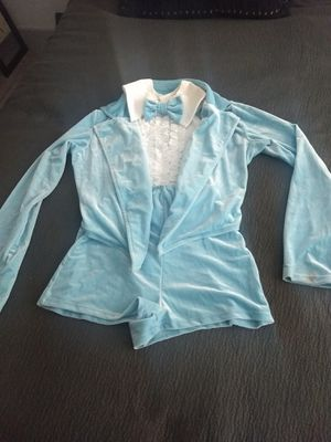 Women's Dumb and Dumber blue tuxedo costume - small for Sale in Dunwoody, GA