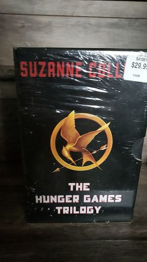The hunger games trilogy for Sale in Boynton Beach, FL
