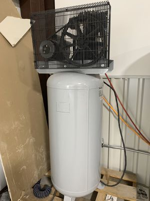 air compressor and ac machine for Sale in Midland, TX