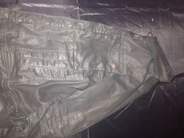 GStar Denim Jean Jacket MADE In Vietnam