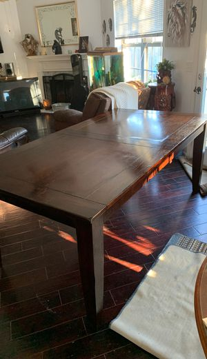 Solid Wood Dinner Table for Sale in La Vergne, TN