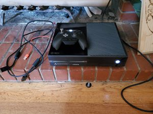 Xbox one with loaded xbox live account for Sale in Raleigh, NC