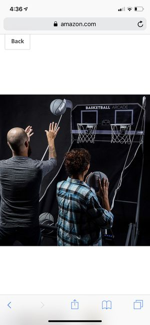 *Brand New* Franklin indoor basketball arcade game for Sale in Dublin, OH