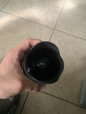 Opteka fish eye lens for Sale in La Puente, CA