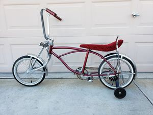 "16"" lowrider collection bike for Sale in Tolleson, AZ"
