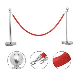 Stanchion posts crowd control for Sale in Garden Grove, CA