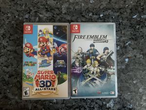 Nintendo Switch Games for Sale in Concord, CA
