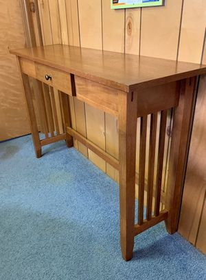 Tv Console Table Cabinet Media Stand For Sale In