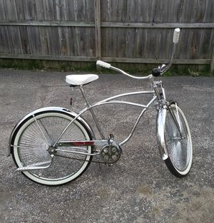 Custom Chrome Beach cruiser for Sale in Walton Hills, OH