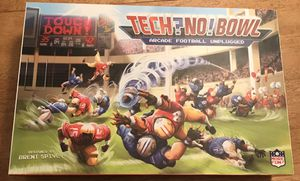 Tech No Bowl Football Game: Tabletop board game for Sale in Brecksville, OH