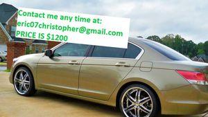 ❤ 2009 Honda Accord Price$1400 ❤ for Sale in Tampa, FL